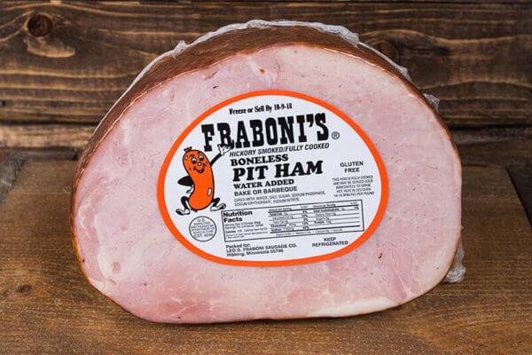 Half Pit Ham