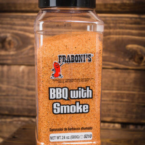 BBQ w/Smoke Seasoning
