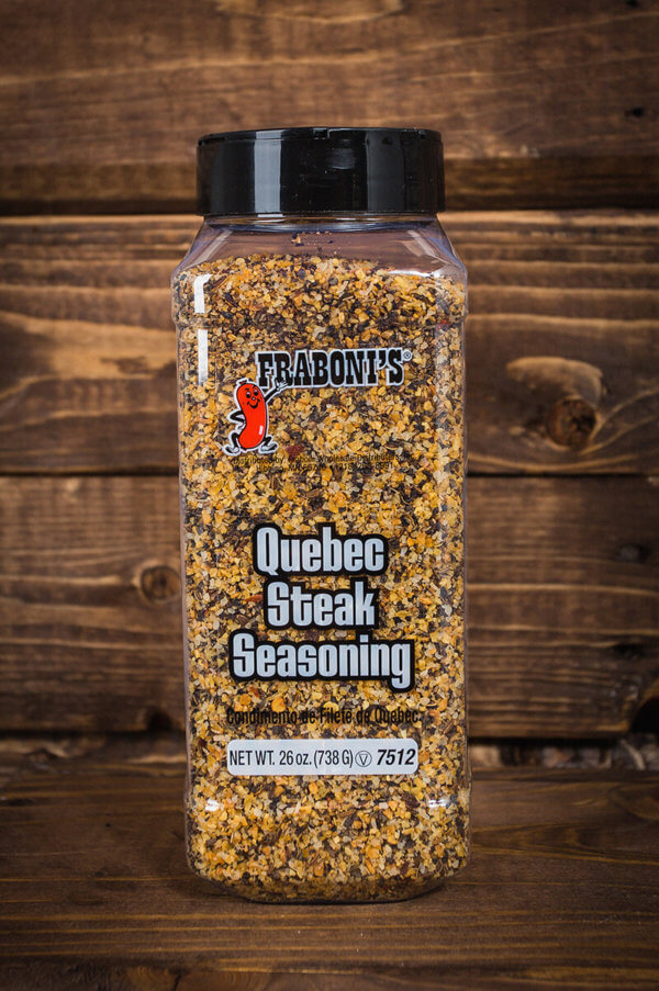 Quebec Steak Seasoning