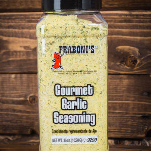 Gourmet Garlic Seasoning