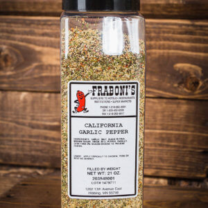 California Garlic Pepper